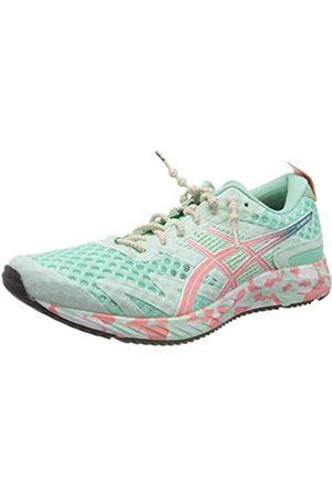 ASICS Women's Gel-noosa Tri 12 Running Shoe, (Fresh Ice/Guava)
