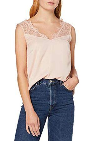 Vero Moda Women's Vmjade Lace Singlet Sb5 Vest