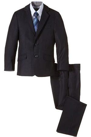G.O.L. Boy's 4-TLG. Anzug, bestehend aus Sakko, Hose, Hemd, Krawatte 4428500 Clothing Set, -Blau (Navy 1)