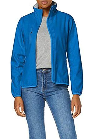 CLIQUE Women's Ladies Basic Softshell Jacket, (Royal )