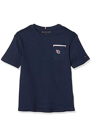 Tommy Hilfiger Boy's Boxy Fit Pocket Tee T-Shirt