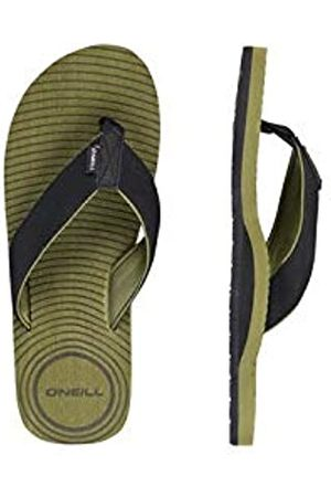 O'Neill Men's Fm Koosh Sandalen Flip Flops, (Winter Moss 6077)