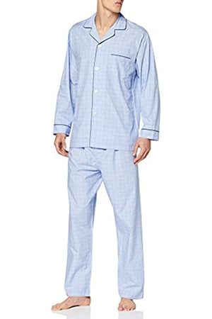 Brooks Brothers Men's Pigiama A Quadretti Manica Lunga Pyjama Set