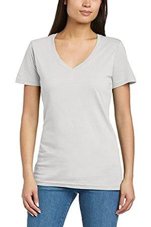 Anvil Women's Sheer V-Neck Short Sleeve T-Shirt