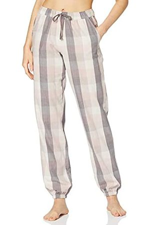 Schiesser Women's Mix & Relax Webhose Lang Pyjama Bottoms