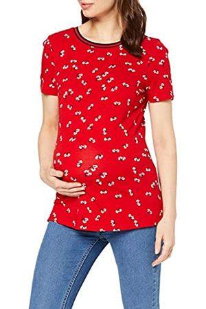 Noppies Women's Tee Ss AOP Zuma Maternity T-Shirt