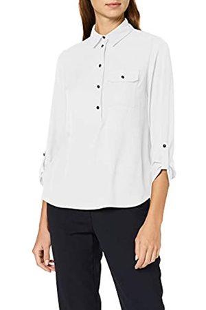 Dorothy Perkins Women's Aw19 Ivry Clr Rolslv Shirt