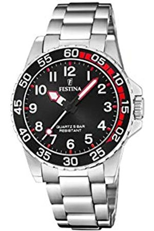 Festina Mens Analogue Quartz Watch with Stainless Steel Strap F20459/3