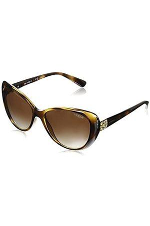 Vogue Eyewear Women's 0VO5193SB W65613 57 Sunglasses