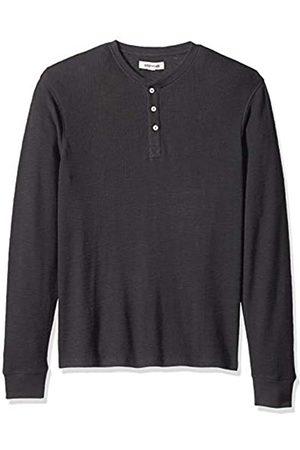 Goodthreads Men's Long-sleeve Slub Thermal Henley Shirt
