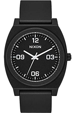NIXON Mens Analogue Quartz Watch with PU Strap A1248-2493-00