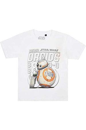 Star Wars Boy's Rebel Droids T-Shirt