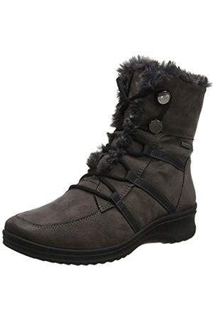 ARA Women's München 1248507 Snow Boots, (Street, Graphite 69)