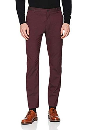 Selected HOMME Men's Slhslim-mylologan Fudge TRS B Noos Suit Trousers