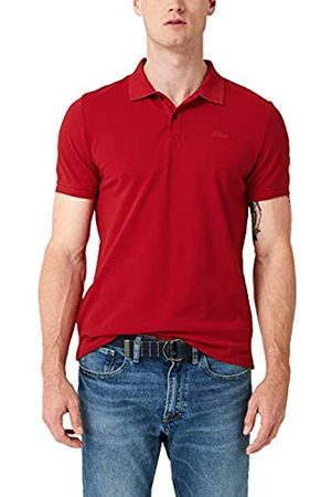 s.Oliver Men's 13.908.35.4586 Polo Shirt
