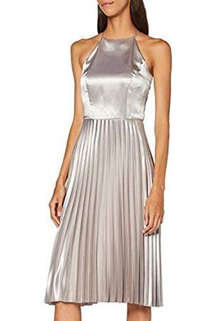 Dorothy Perkins Women's L:SLV Hltr Midi DRSS Party Dress