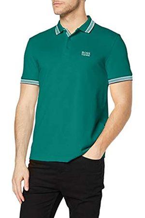 HUGO BOSS Men's Paddy' Plain Regular Fit Polo Shirt