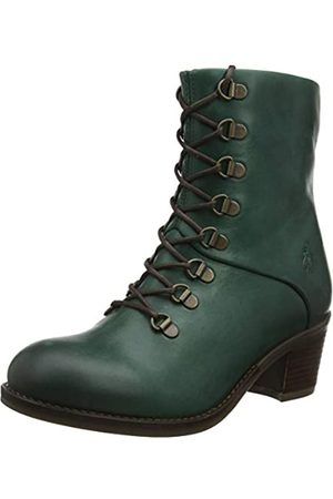 Fly London Women's ZANE500FLY Ankle Boots, (Petrol 002)