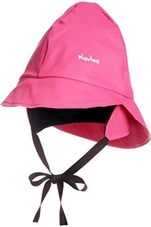 Playshoes Unisex-Kid's Regenmütze, Fleecefutter Hat
