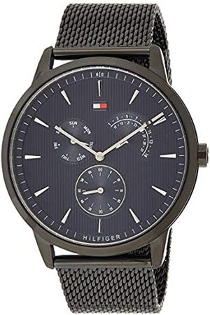 Tommy Hilfiger Mens Multi dial Quartz Watch with Stainless Steel Strap 1710392