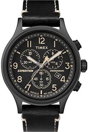 Timex Men's Expedition Scout Chronograph 42 mm Watch TW4B09100