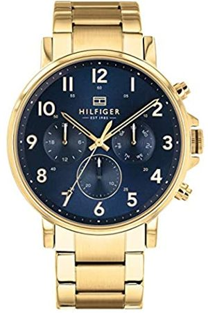 Tommy Hilfiger Mens Multi dial Quartz Watch with Stainless Steel Strap 1710384