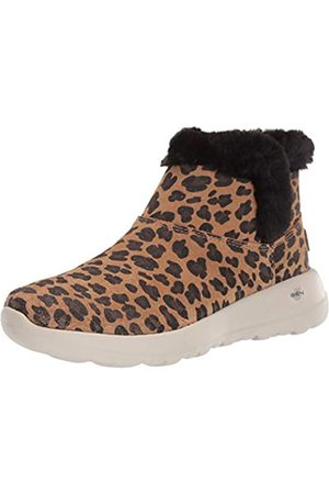 Skechers Women's ON-The-GO Joy Ankle Boots, (Chestnut Suede Csnt)