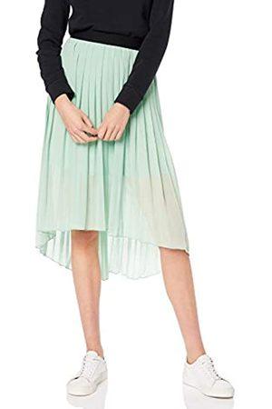 SPARKZ COPENHAGEN Women's Dorette HIGH Low Skirt, ( Water)