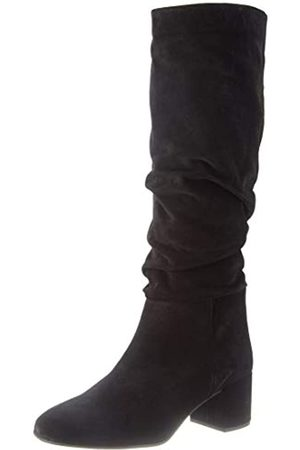 Högl Women's Daily High Boots, (Schwarz 0100)