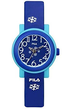 Fila Unisex Adult Analogue Quartz Watch with Plastic Strap 38-202-020