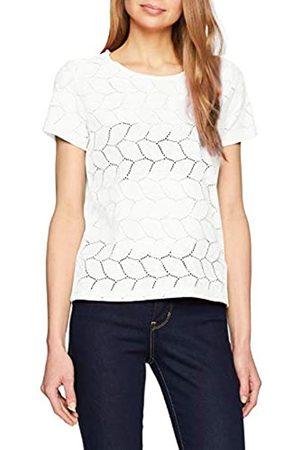 JDY Women's TAG S/S LACE TOP JRS RPT2 NOOS T-Shirt