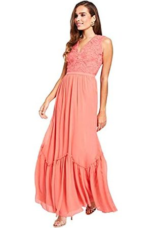 Little Mistress Women's Casey Crochet Maxi Dress Party