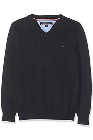 Tommy Hilfiger Boy's Basic V-Neck Sweater Jumper