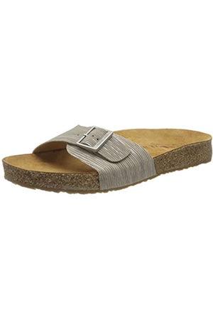 Haflinger Unisex Adults' Bio Gina T-Bar Sandals, ( 2740)