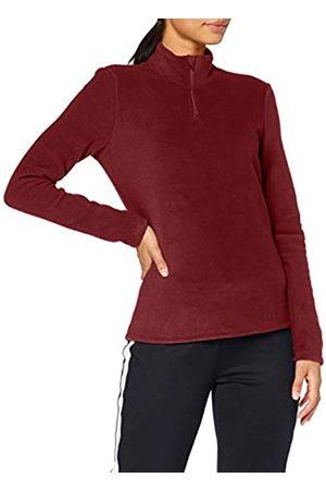AURIQUE Amazon Brand - Women's Long Sleeve Fleece Sweatshirt, 8