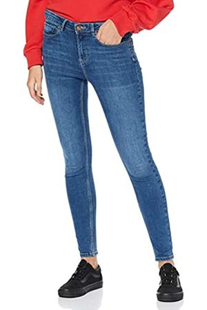 Springfield Women's T.slim Cropped Premium Straight Jeans, (Multicolor 15)