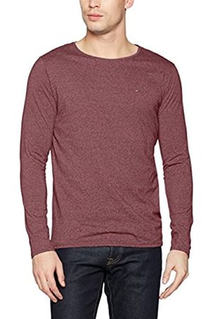Tommy Jeans Men's Round Collar Long Sleeve Top