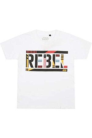 STAR WARS Boys' Rebel Text T-Shirt