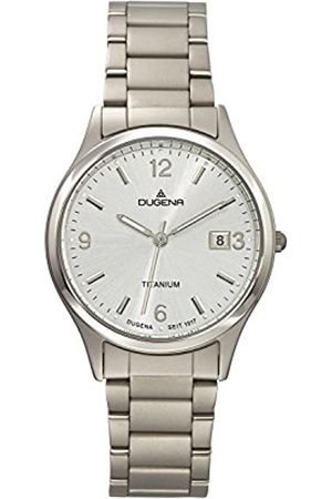 DUGENA Classic Gents Watch Quartz Watch with Metal Strap 4460329
