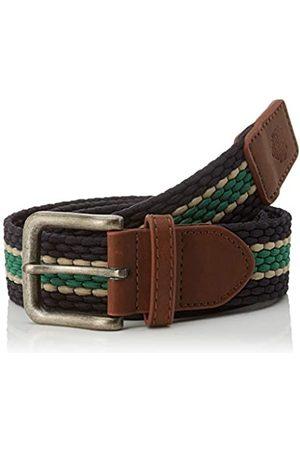 Springfield Men's Cinturon Trenza Stripe-c/12 Belt