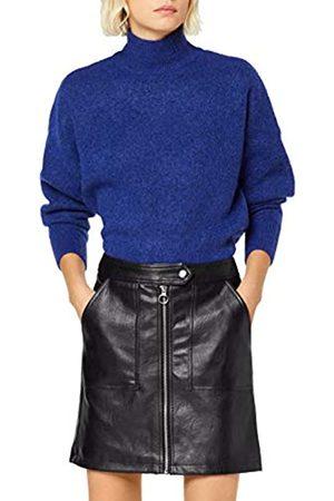 ONLY Women's Onlabigail Faux Leather Skirt OTW