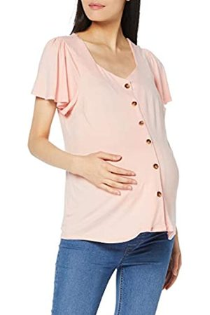 Dorothy Perkins Maternity Women's Sweetheart Button Down TOP Blouse