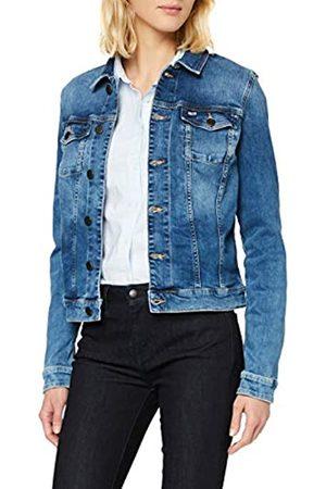Tommy Hilfiger Women's Slim Trucker Vivian MNM Jacket