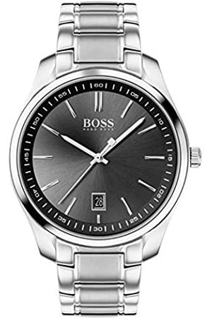 HUGO BOSS Men's Analogue Quartz Watch with Stainless Steel Strap 1513730