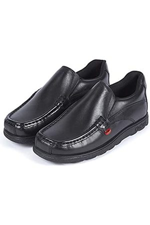 Kickers Men's Fragma15 Slip On Leather Loafers