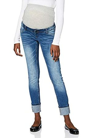 Mamalicious Women's Mlturin Slim Ankle Jeans