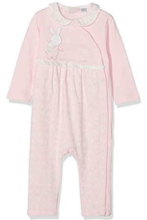 chicco Baby Girls' Tutina Aperta Davanti Senza Piede Footies