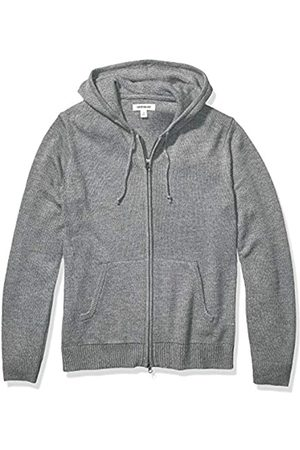 Goodthreads Supersoft Marled Fullzip Hoodie Sweater Heather