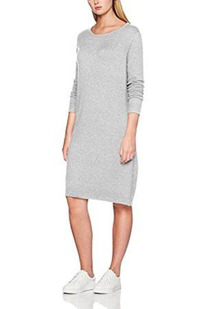 VILA CLOTHES Women's Viril L/s Knit Dress-noos