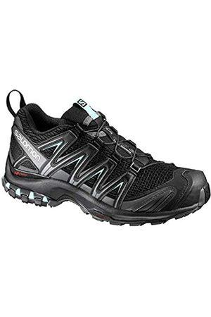 Salomon Women's Trail Running Shoes, XA PRO 3D W, Colour: /Magnet/Fair Aqua
